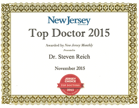 2015 Top Doctor - Reich
